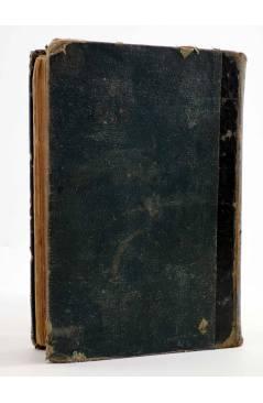 Contracubierta de LECCIONES DE MECÁNICA RACIONAL. DOS TOMOS EN UN VOL (Tomás Ariño Y Sancho) Gregorio Estrada 1880