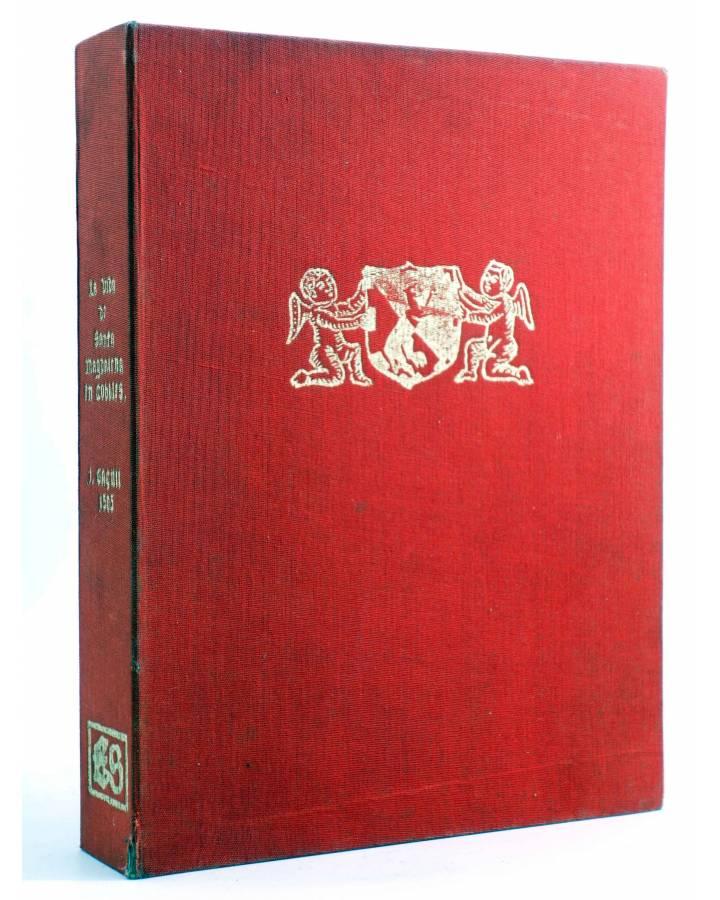 Cubierta de LA VIDA DE UNA SANTA MAGDALENA EN COBBLES. ESTUCHE. EJEMPLAR 66/500 (Jaume Gassull) Saidia 1987