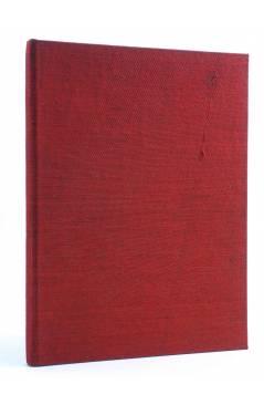 Contracubierta de LA VIDA DE UNA SANTA MAGDALENA EN COBBLES. ESTUCHE. EJEMPLAR 66/500 (Jaume Gassull) Saidia 1987
