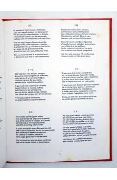 Muestra 5 de LA VIDA DE UNA SANTA MAGDALENA EN COBBLES. ESTUCHE. EJEMPLAR 66/500 (Jaume Gassull) Saidia 1987