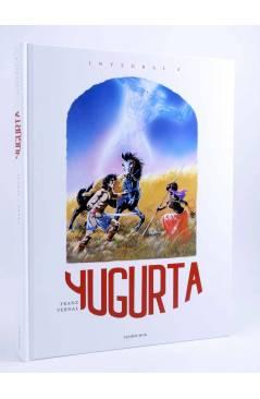 Cubierta de YUGURTA INTEGRAL 4 (Franz / Vernal) Ponent Mon 2012