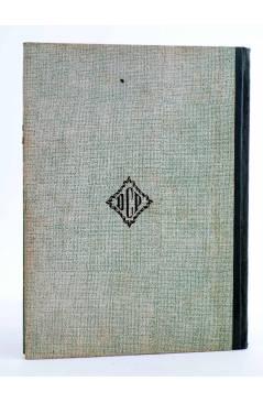 Contracubierta de COLECCIÓN LA VUELTA AL MUNDO 4. EN EL LEJANO ORIENTE (J. Gabarras) Dalmau Carles Pla 1964