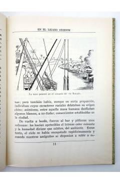 Muestra 2 de COLECCIÓN LA VUELTA AL MUNDO 4. EN EL LEJANO ORIENTE (J. Gabarras) Dalmau Carles Pla 1964