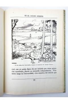 Muestra 3 de COLECCIÓN LA VUELTA AL MUNDO 4. EN EL LEJANO ORIENTE (J. Gabarras) Dalmau Carles Pla 1964