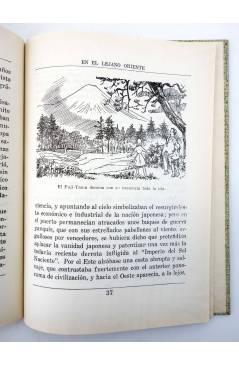 Muestra 4 de COLECCIÓN LA VUELTA AL MUNDO 4. EN EL LEJANO ORIENTE (J. Gabarras) Dalmau Carles Pla 1964