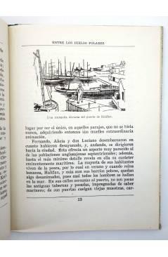 Muestra 2 de COLECCIÓN LA VUELTA AL MUNDO 5. EN LAS REGIONES POLARES (J. Gabarras) Dalmau Carles Pla 1964