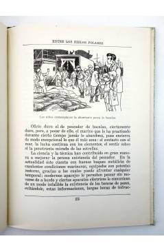 Muestra 3 de COLECCIÓN LA VUELTA AL MUNDO 5. EN LAS REGIONES POLARES (J. Gabarras) Dalmau Carles Pla 1964