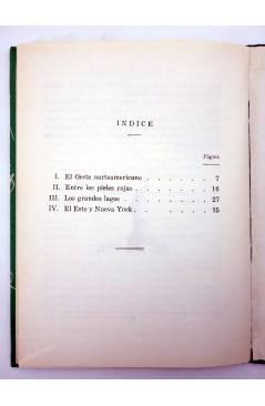 Muestra 1 de COLECCIÓN LA VUELTA AL MUNDO 6. CON LOS INDIOS AMERICANOS (J. Gabarras) Dalmau Carles Pla 1964