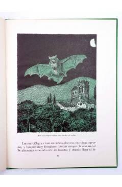 Muestra 4 de LOS ANIMALES Y SUS COSTUMBRES VOL 5. ANIMALES CURIOSOS (A. Lorenzana) Dalmau Carles Pla 1957
