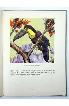 Muestra 2 de LOS ANIMALES Y SUS COSTUMBRES VOL 6. ANIMALES GRACIOSOS (F. Maragall) Dalmau Carles Pla 1957