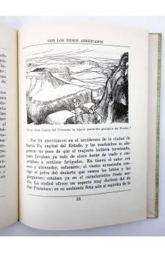 Muestra 5 de COLECCIÓN LA VUELTA AL MUNDO 1 A 6. COMPLETA (J. Gabarras) Dalmau Carles Pla 1964