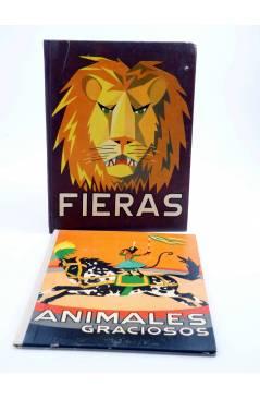 Muestra 7 de LOS ANIMALES Y SUS COSTUMBRES 1 A 6. COMPLETA (Vvaa) Dalmau Carles Pla 1957