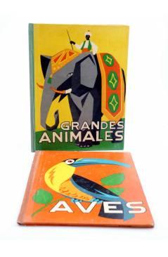 Muestra 8 de LOS ANIMALES Y SUS COSTUMBRES 1 A 6. COMPLETA (Vvaa) Dalmau Carles Pla 1957