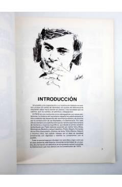 Muestra 3 de PSOE HISTORIA DEL SOCIALISMO ESPAÑOL EN COMIC (Cabezas / Muelas / Berrocal) Comic MAM 1982