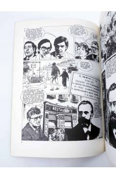 Muestra 5 de PSOE HISTORIA DEL SOCIALISMO ESPAÑOL EN COMIC (Cabezas / Muelas / Berrocal) Comic MAM 1982