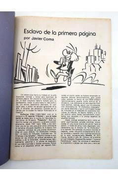 Muestra 1 de GENIOS DE LA HISTORIETA 3. EL REPORTER TRIBULETE (Cifré) Bruguera 1985
