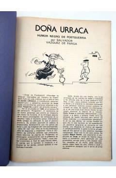 Muestra 1 de GENIOS DE LA HISTORIETA 4. DOÑA URRACA (Jorge) Bruguera 1985