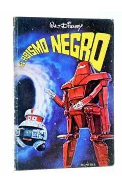 Cubierta de WALT DISNEY'S EL ABISMO NEGRO. TOMO UNITARIO (Dan Spiegle) Montena 1980