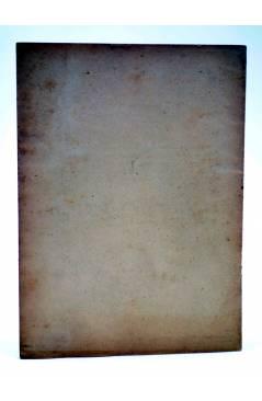 Contracubierta de LOS ÉXITOS. BIBLIOTECA DE TEATROS LIBRETO 1º. EL GUARDIA DE CORPS (Vela Y Maestre / Servent Y Fortuny)