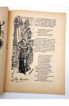Muestra 2 de LOS ÉXITOS. BIBLIOTECA DE TEATROS LIBRETO 1º. EL GUARDIA DE CORPS (Vela Y Maestre / Servent Y Fortuny) 1897