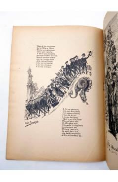 Muestra 3 de LOS ÉXITOS. BIBLIOTECA DE TEATROS LIBRETO 1º. EL GUARDIA DE CORPS (Vela Y Maestre / Servent Y Fortuny) 1897