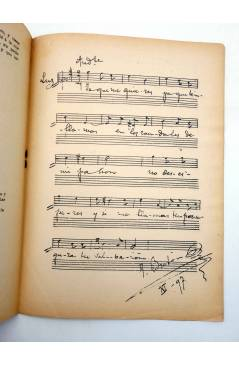 Muestra 4 de LOS ÉXITOS. BIBLIOTECA DE TEATROS LIBRETO 1º. EL GUARDIA DE CORPS (Vela Y Maestre / Servent Y Fortuny) 1897