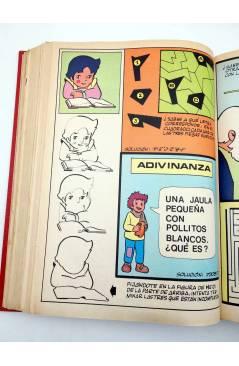 Muestra 3 de LAS BELLAS HISTORIAS DE HEIDI 1 A 62 (SALVO 58). EN UN TOMO (Jan Y Otros) Bruguera 1975