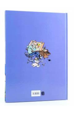Contracubierta de MAGOS DEL HUMOR 169. SUPER LÓPEZ SUPERLÓPEZ EL SUPERGRUPO CONTRA LOS DEMOLEDORES (Efepé / Jan) B 2015