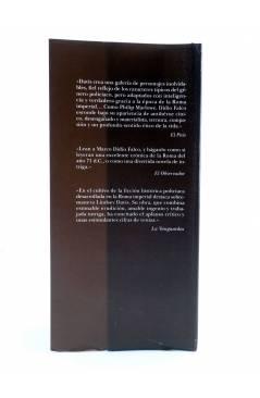 Muestra 1 de MARCO DIDIO FALCO 4. LA MANO DE HIERRO DE MARTE (Lindsey Davis) Edhasa 2002