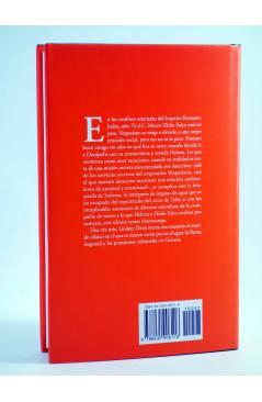 Contracubierta de MARCO DIDIO FALCO 6. ÚLTIMO ACTO EN PALMIRA (Lindsey Davis) Edhasa 1997