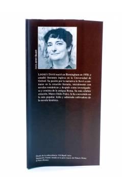 Muestra 1 de MARCO DIDIO FALCO 9. TRES MANOS EN LA FUENTE (Lindsey Davis) Edhasa 1998