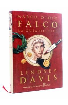 Cubierta de MARCO DIDIO FALCO. LA GUÍA OFICIAL (Lindsey Davis) Edhasa 2011