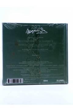Contracubierta de CD LIBRO MOZART 250 ANIVERSARIO 3. GRANDES OBRAS PARA CLARINETE (Mozart) El País 2006