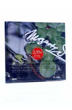 Cubierta de CD LIBRO MOZART 250 ANIVERSARIO 7. SERENATAS (Mozart) El País 2006