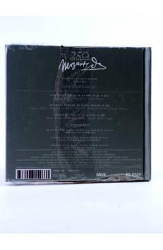 Contracubierta de CD LIBRO MOZART 250 ANIVERSARIO 8. SINFONÍAS I (Mozart) El País 2006