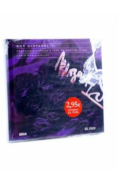 Cubierta de CD LIBRO MOZART 250 ANIVERSARIO 11. DON GIOVANNI I (Mozart) El País 2006