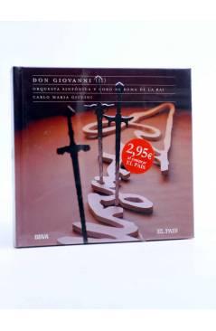 Cubierta de CD LIBRO MOZART 250 ANIVERSARIO 12. DON GIOVANNI II (Mozart) El País 2006
