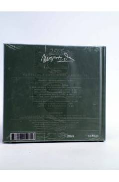 Contracubierta de CD LIBRO MOZART 250 ANIVERSARIO 16. MÚSICA MASÓNICA (Mozart) El País 2006