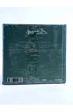 Contracubierta de CD LIBRO MOZART 250 ANIVERSARIO 17. CONCIERTOS PARA PIANO II (Mozart) El País 2006