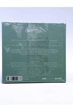 Contracubierta de CD LIBRO MOZART 250 ANIVERSARIO 25. MÚSICA PARA INSTRUMENTOS DE VIENTO (Mozart) El País 2006