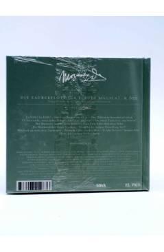 Contracubierta de CD LIBRO MOZART 250 ANIVERSARIO 29. LA FLAUTA MÁGICA I (Mozart) El País 2006