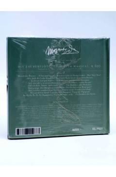 Contracubierta de CD LIBRO MOZART 250 ANIVERSARIO 30. LA FLAUTA MÁGICA II (Mozart) El País 2006