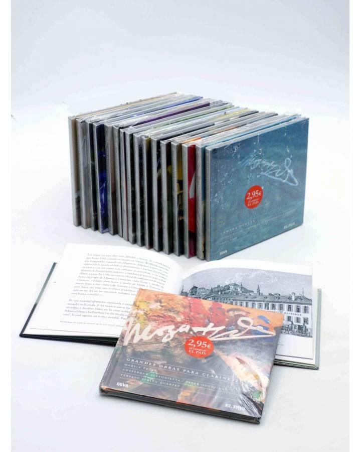Cubierta de MOZART 250 ANIVERSARIO LOTE DE 18. VER LISTA (Mozart) El País 2006