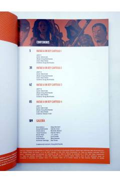 Muestra 1 de UNITY VOLUMEN 1. MATAR A UN REY (Kindt / Braithwaite / Reber) Aleta 2015