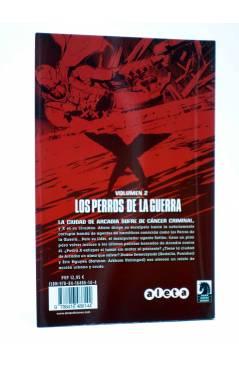 Muestra 4 de X VOLS. 1 Y 2. FEROZ / LOS PERROS DE LA GUERRA (Swierczynski / Ngunyen) Aleta 2014