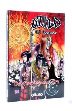 Muestra 3 de GUIDO EL NEGRO. EL REY DEL BOSQUE / DESTINO DE SANGRE (Pedro Camello) Aleta 2006