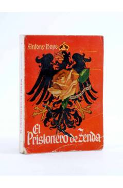 Cubierta de ENCICLOPEDIA PULGA 20. EL PRISIONERO DE ZENDA (Antony Hope) G.P. Circa 1950