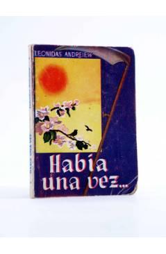 Cubierta de ENCICLOPEDIA PULGA 25. HABÍA UNA VEZ… (Leonidas Andreiew) G.P. Circa 1950