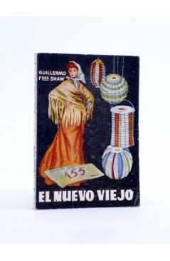 Cubierta de ENCICLOPEDIA PULGA 64. EL NUEVO VIEJO (Guillermo Fdez Shaw) G.P. Circa 1950