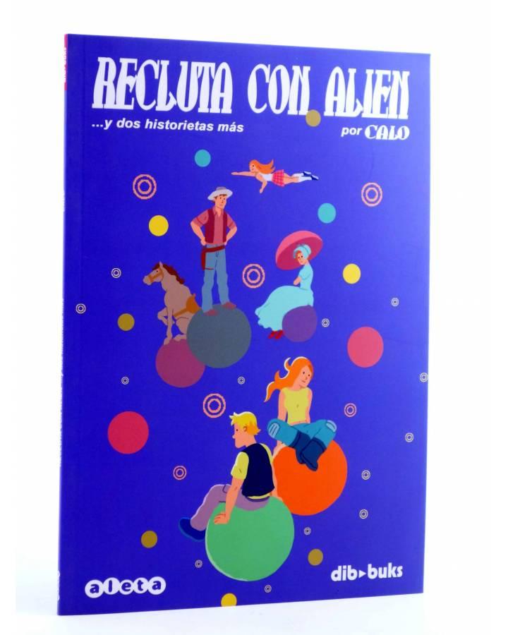 Cubierta de RECLUTA CON ALIEN (Calo) Aleta 2007